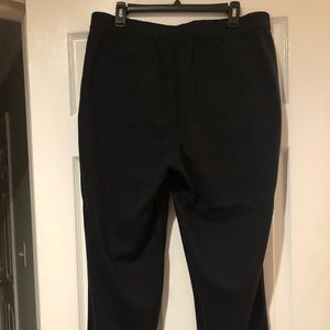 Lafayette 148 New York XL black pants.